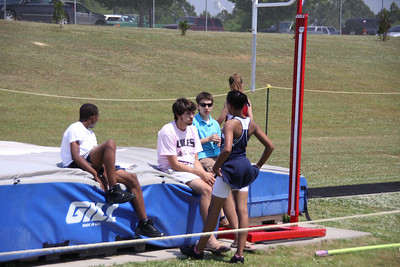1-AAAAA Girls Preliminary Track Meet