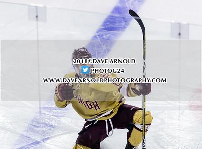 3/12/2018 - Boys Varsity Hockey - Hingham vs BC High