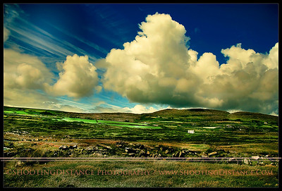 A Rampart Sky over the Sheepshead Peninsula, County Cork