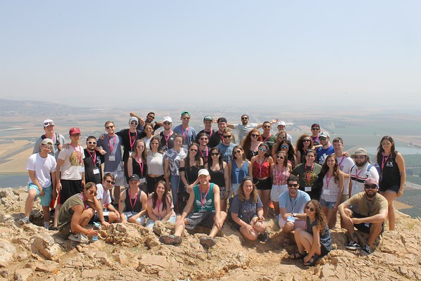 MSU/HCAM Birthright Israel Summer 2017,  Bus 1411