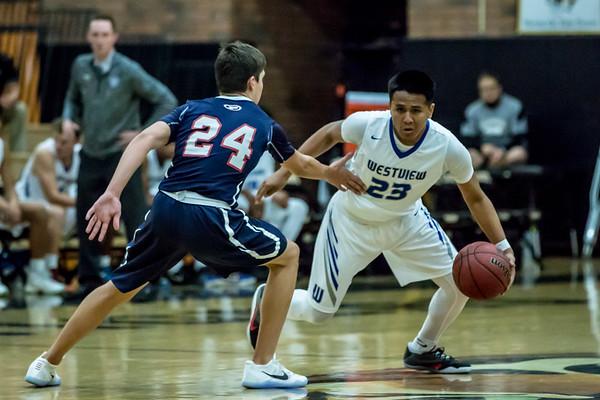 Basketball Boys Westview vs Pinnacle