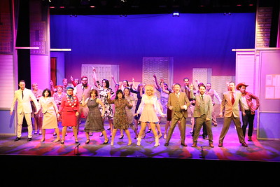 9 to 5 (Dress Rehearsal - The Bows) - 12 March 2018