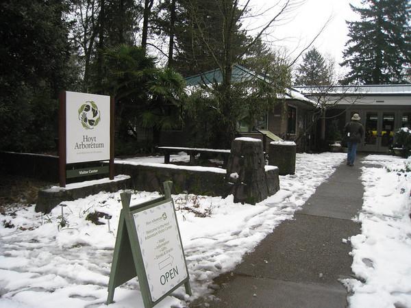 Hoyt Arboretum - 2009/12/30