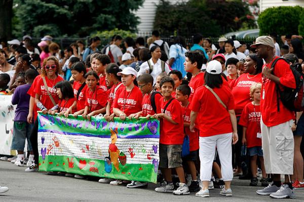 Disney Parade Spec Activities 2009