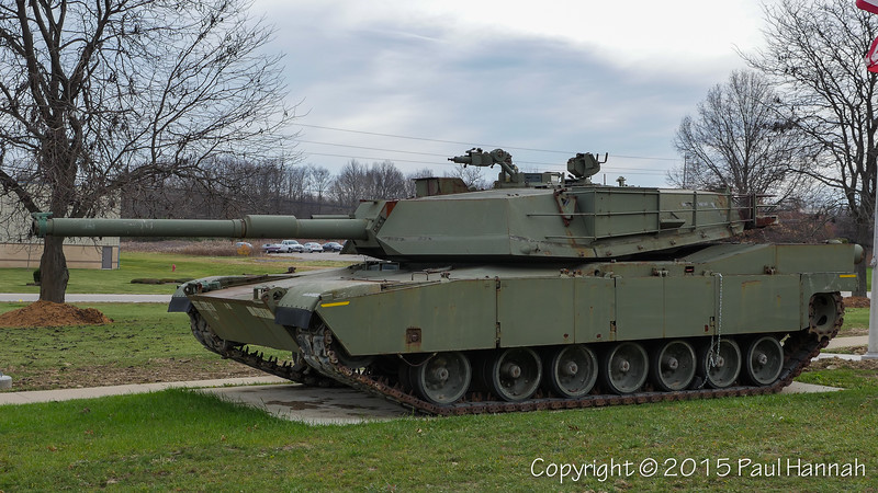 1-107 Armor, OHANG Armory - Stow, OH - M1