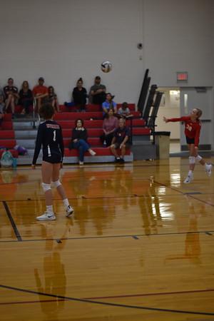 8th Grade Volleyball vs. Gretna Aspen Creek