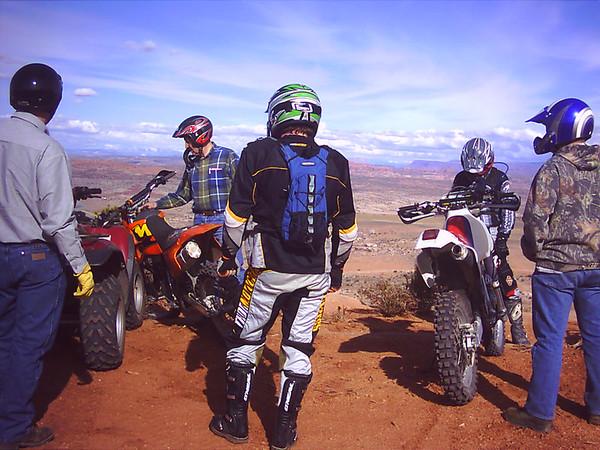 Moab Trail Riding