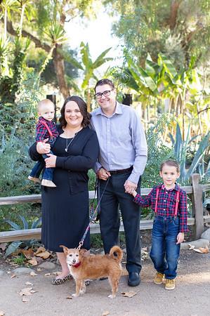 2019 Benham Family