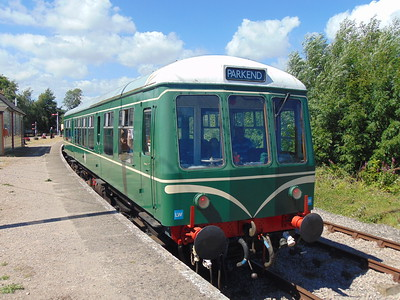 Dean Forest Railway, 6 August 2016