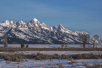 Yellowstone by Snowmobile
