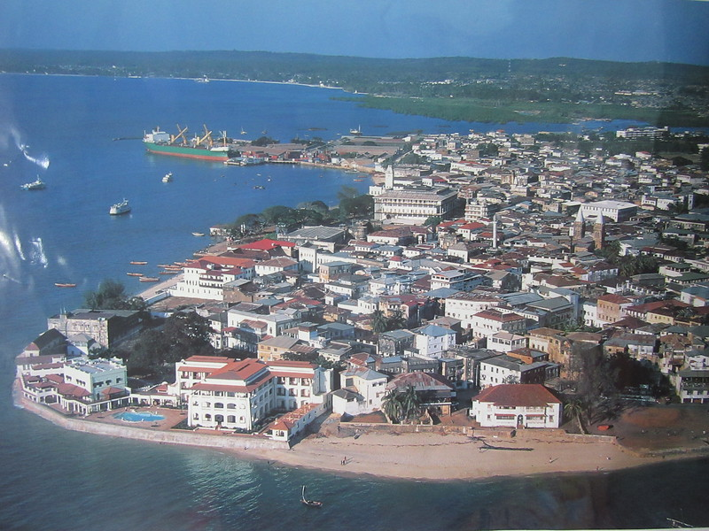 008_Zanzibar Stone Town. Said to be the only functionning ancient town in East Africa.JPG
