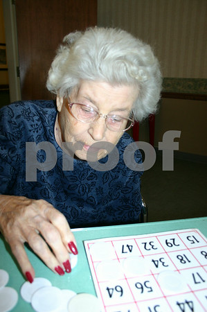 Nursing Home Activities - January 2006