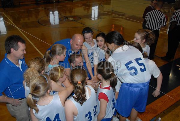 6th grade girls bball v. dakota . 3.10.09