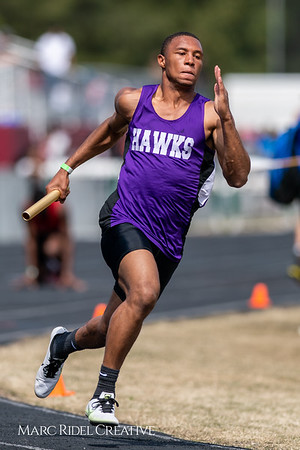 Wake County Track and Field Championships at Green Hope High School. March 30, 2019. D4S_9021