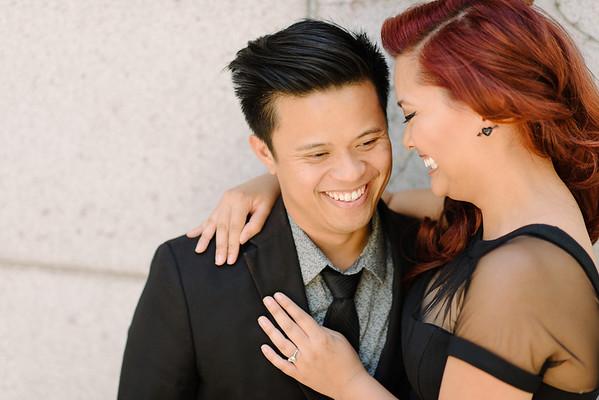 Rachelle & Odelle Engagement | San Francisco