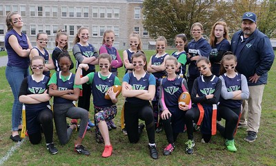 Flag-football atome saison printemps 2019