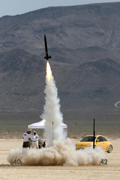 LDRS26_LasVegas_7-14-07 Sat Launch