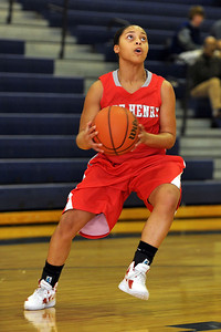 01/31/2012 -  Cape Henry Collegiate @ Hampton Roads Academy / Varsity Girls Basketball