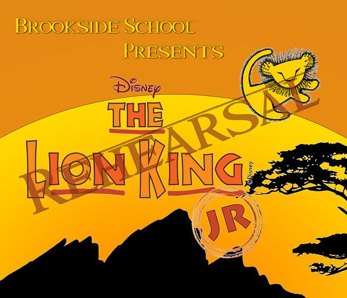 Brookside 2016 LionKing Rehearsal