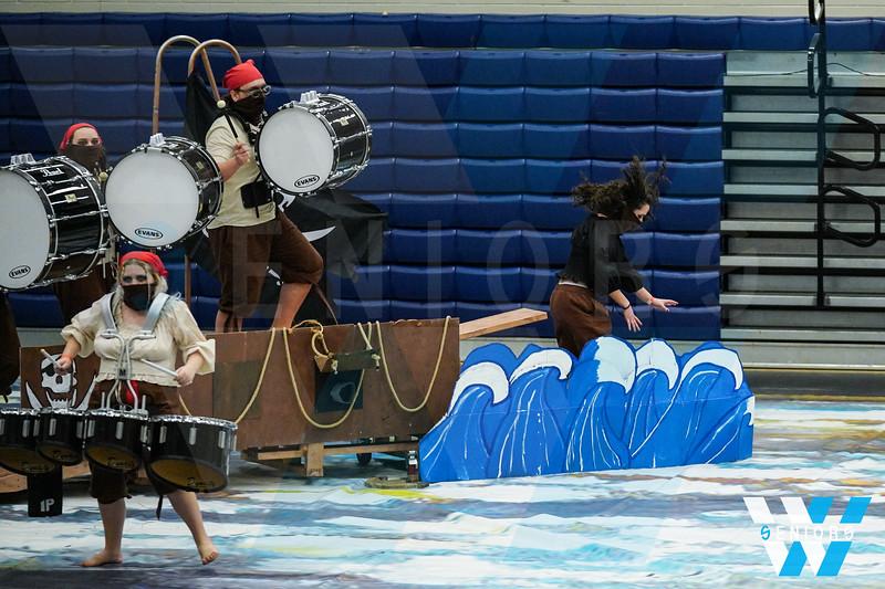 Cumberland Gap Indoor Percussion