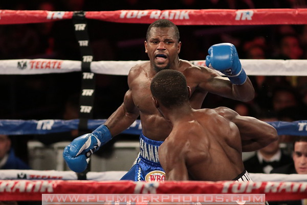 Terrence Crawford Defeats Henry Lundy by KO