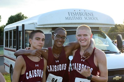 Caissons Cross Country