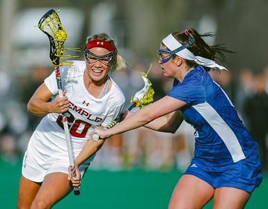 Temple Owls Lacrosse vs Delaware