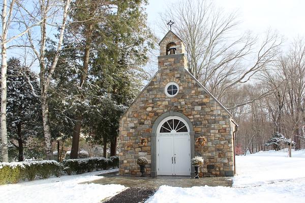 St. Matthew's in the Snow