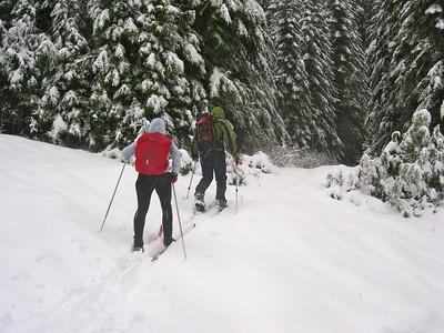 Mt. Catherine Loop November 13 2011