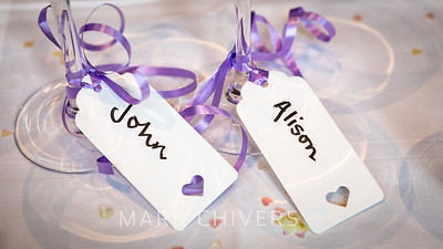 John & Alison's Islington Wedding