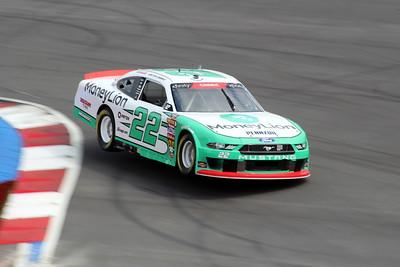 NASCAR Xfinity Practice 1 - Charlotte Motor Speedway Roval - 28 Sept. '18