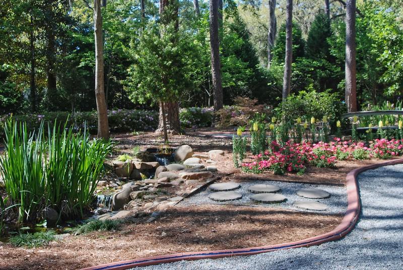 Cascade Gardens at Dorothy Oven Park