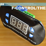SKU: F-CONTROL/THERMO, Electronics Thermostat Control Panel for FastCOLOUR Large Format Printer