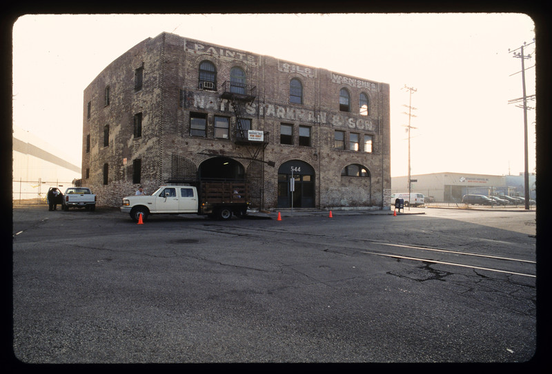 Industrial sites, South Gate and Los Angeles, 2004