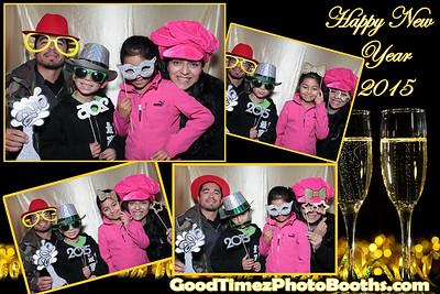Ray & Maria's New Years Eve Bash 2014
