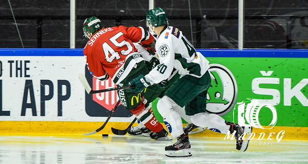 J20 SuperElit 2019/2020: Frölunda HC - Färjestad BK 2019-09-21