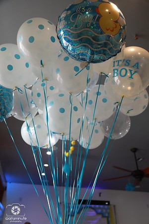 LaShanda & Mark's Baby Shower
