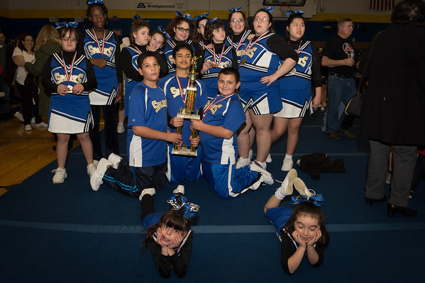 Sparks Cheerleading Competition-1.12.13