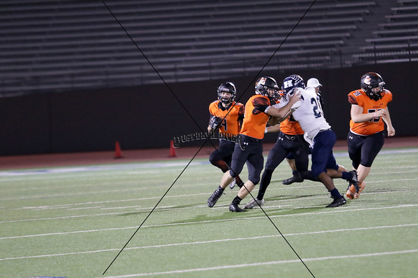 The Game vs Hondo Playoffs