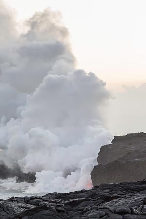 Volcano March 2017