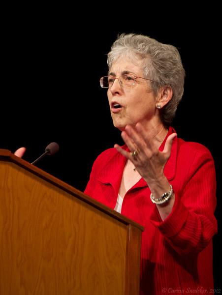 """Carol Tavris - Friday Night Keynote: """"A Skeptical Look at Pseudoneuroscience"""""""