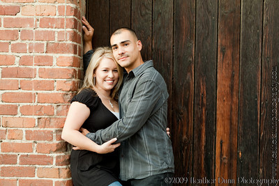 Huante Engagement Photos