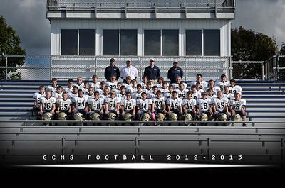 GCMS Football (Team) 2012-13