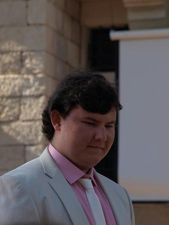 Albert Graduation
