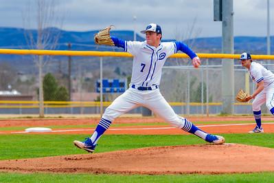 2018-03-15 Dixie HS Baseball vs Springville