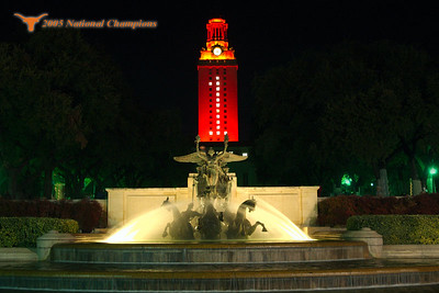 University of Texas – National Champions