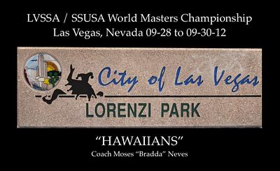 "09-28-12 -  ""2012 LVSSA / SSUSA World Masters Championship"""