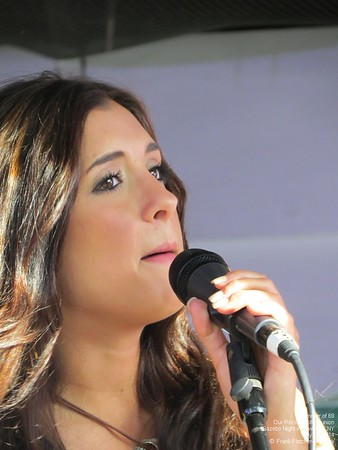Gazebo, Lewiston All Stars 5, July 11, 2014