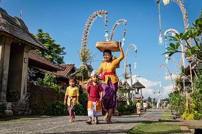 Bali Galungan Festival - May 2018