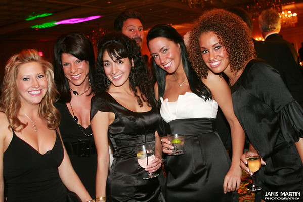 2008 Little Black Dress Charity Soiree : The Townsend Hotel 11.14.08